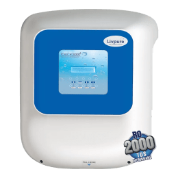 Livpure Touch 2000 Plus Water Purifier (RO + UV) (White)_1