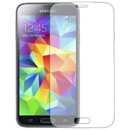 Capdase Tempered Glass Screen Protector for Samsung Galaxy S5 (Clear)_1