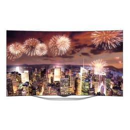 LG 140 cm (55 inch) Full HD 3D OLED Smart TV (55EC930T, Black)_1