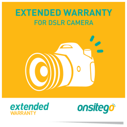 Onsitego 1 Year Extended Warranty for DSLR Camera (Rs.100,000 - Rs.150,000)_1