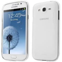 Capdase Xpose Rubber Soft Jacket Back Case Cover for Samsung Galaxy Grand Duos (SJSGI9082-P202, White)_1