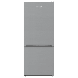 Voltas Beko 415 L 3 Star Frost Free Double Door Inverter Bottom Mounted Refrigerator (RBM433IF, Silver)_1
