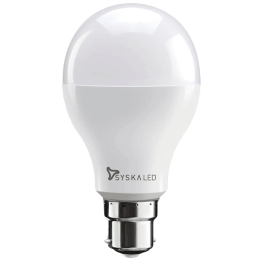 Syska Electric Powered 12 Watt LED Bulb (SSK-PAG-12W-N, White)_1