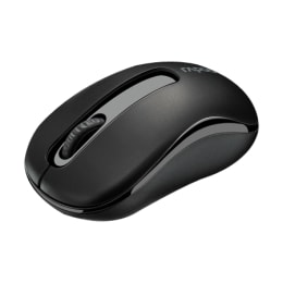 Rapoo M10 2.4 GHz 1000 DPI Bluetooth Wireless Optical Mouse (Black)_1