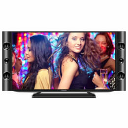 Panasonic 102 cm (40 inch) Full HD LED TV (Black, TH-40SV7D)_1