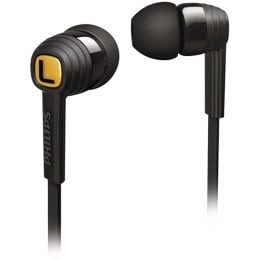 Philips In-Ear Wired Earphones with Mic (SHE7055BK/00, Black)_1