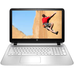 HP Pavilion 15-p028tx J2C47PA#ACJ Core i3 4th Gen Windows 8.1 Laptop (4 GB RAM, 1 TB HDD, Geforce 830M + 2 GB Graphics, 39.62cm, Snow White)_1