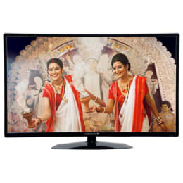 Videocon 61 cm (24 inch) HD LED TV (VKC24HH-ZM, Black))_1