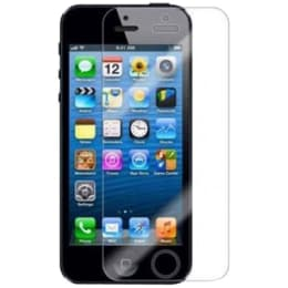 Capdase Tempered Glass Screen Protector for Apple iPhone 5/5S (Clear)_1