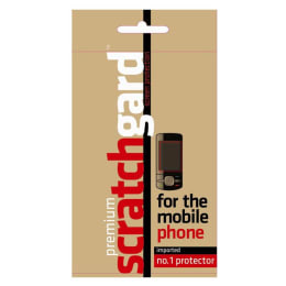 Scratchgard Screen Protector for Samsung Galaxy S Duos 3 (Transparent)_1