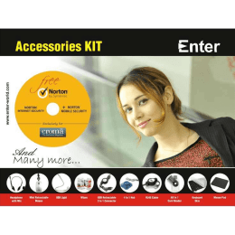 Norton Accessories Kit By Symantec (Multicolor)_1