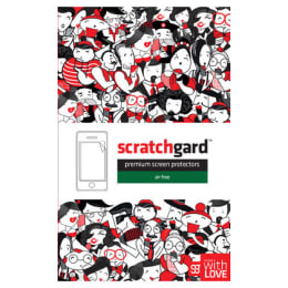 Scratchgard Front & Back Screen Protector for Apple iPhone 5S (Transparent)_1