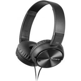 Sony MDR-ZX110NC Headphone (Black)_1