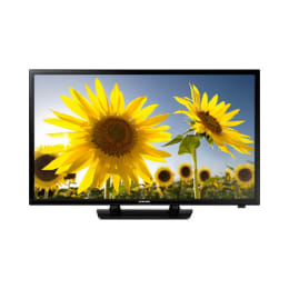 Samsung 81 cm (32 inch) HD LED TV (32H4140, Black)_1