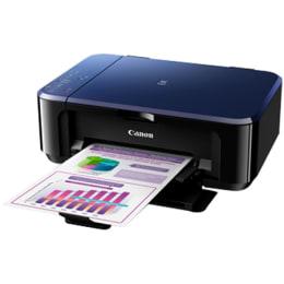 Canon Pixma All-in-One Inkjet Printer (E560, Black)_1