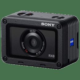 Sony 15.3 MP Ultra-compact Advanced Digital Camera (RX0, Black)_1