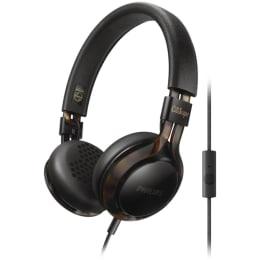 Philips SHL5705BKP On-ear Headphone with Mic (Black)_1
