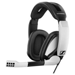Sennheiser GSP 300 Series Gaming Headphones (White)_1