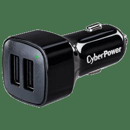 CyberPower USB Car Charger (TR22U3A, Black)_1