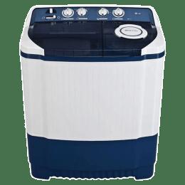 LG 8 kg Semi Automatic Top Loading Washing Machine (P9037R3SM, Dark Blue)_1
