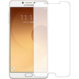 Stuffcool Puretuff Tempered Glass Screen Protector for Samsung Galaxy C9 Pro (PTGPSGC9P, Transparent)_1