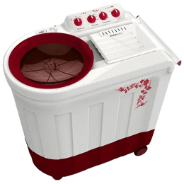 Whirlpool 7.5 kg Semi Automatic Top Loading Washing Machine (Ace 7.5 Turbodry, Red)_1