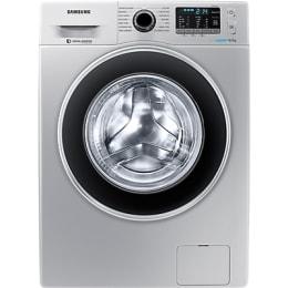 Samsung 8kg WW80J5410GS Front Loading Washing Machine (Silver)_1