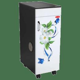 Milcent Premium Vacclean 230 Watts Flour Mill Machine (Advanced Vaccu Cleaning Technology, White)_1