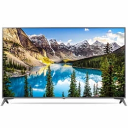 LG 139 cm (55 inch) 4K Ultra HD TV (55UJ632T, Black)_1