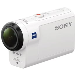 Sony 8.2 MP Action Camera (HDR-AS300, White)_1