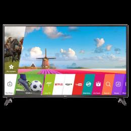 LG 109 cm (43 inch) Full HD LED Smart TV (43LJ554T, Black)_1