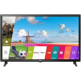 LG 80 cm (32 inch) HD Ready LED Smart TV (32LJ616D, Black)_1