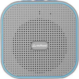 Stuffcool Monk Portable Bluetooth Speaker (Gray/Blue)_1
