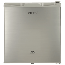 Croma 50 L 2 Star Direct Cool Reversible Single Door Refrigerator (CRAR0218, White)_1