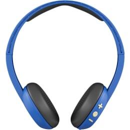 Skullcandy Uproar On-Ear Bluetooth Headphones (Cream Blue)_1