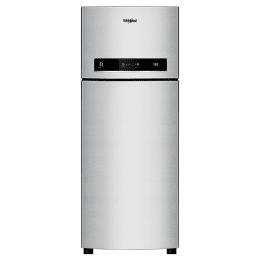Whirlpool 265 L 4 Star Frost Free Double Door Refrigerator (IF 278 ELT, Steel)_1