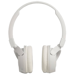 JBL T450 Bluetooth On-Ear Headphone (White)_1
