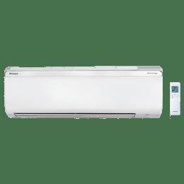 Daikin 1 Ton 4 Star Inverter Split AC (ATKP35SRV, Copper Condenser, White)_1