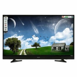 PANASONIC 109 cm (43 inch) Full HD LED Smart TV (TH-43ES480DX, Black)_1
