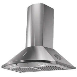 Faber Tender 3D 1295 m³/hr 60cm Wall Mount Chimney (Baffle Filter, T2S2 Max LTW 60, Stainless Steel)_1