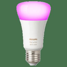 Philips Hue A60 E27 Electric Powered 10 Watt Smart Bulb (White)_1