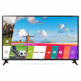 LG 124 cm (49 inch) Full HD LED TV (49LJ554T, Black)_1