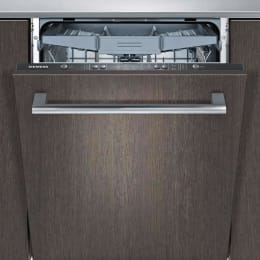 Siemens iQ100 13 Place Setting Built-In Dishwasher (VarioDrawer, SN615X00EE, Stainless Steel)_1