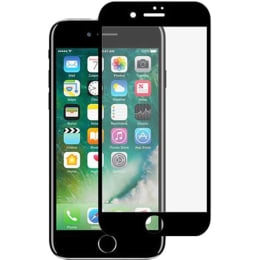 Stuffcool Mighty 2.5D Tempered Glass Screen Protector for Apple iPhone 7 (MGGP25DIP7, Black)_1