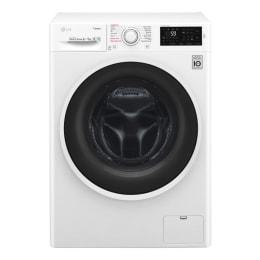 LG 8kg/5kg F4J6TGP0W Front Loading Washer Dryer (White)_1