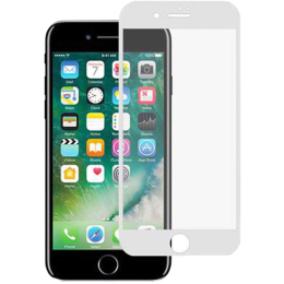 Stuffcool Mighty 2.5D Tempered Glass Screen Protector for Apple iPhone 7 Plus (MGGP25DIP7PLUS, White)_1