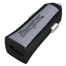 Energizer 1 Amp USB Car Charger (DCA1ACBK3, Black)_1