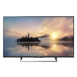 Sony 124 cm (49 inch) 4K Ultra HD LED Smart TV (KD-49X7500E, Black)_1