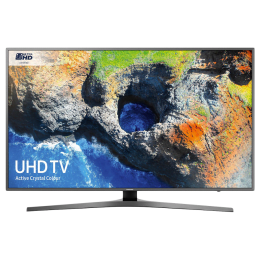 Samsung 165 cm (65 inch) 4K Ultra HD LED Smart TV (65MU6470, Black)_1