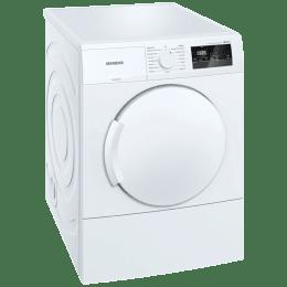 Siemens 7 kg Front Loading Dryer (WT34A202IN, White)_1